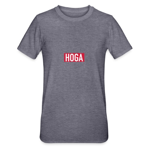 HOGAREDBOX - Unisex Polycotton T-skjorte