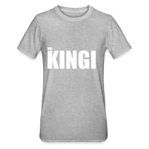 iKINGI - Unisex polypuuvilla-t-paita