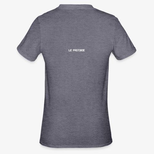 Subtiel_Wit - Unisex Polycotton T-shirt