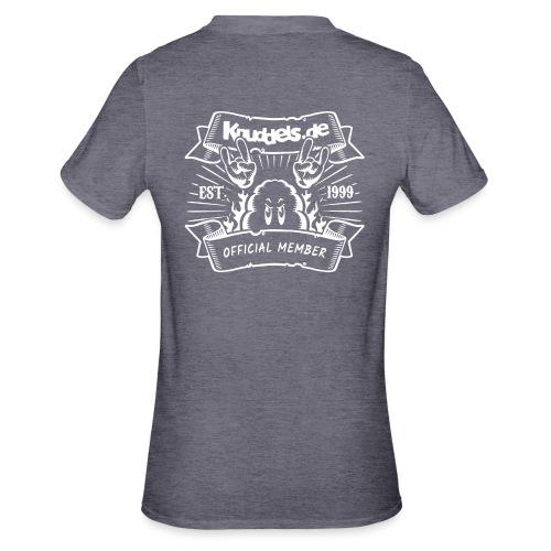 Knuddels Club Colors - Unisex Polycotton T-Shirt