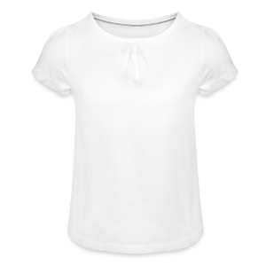 Storebror Collection - Jente-T-skjorte med frynser
