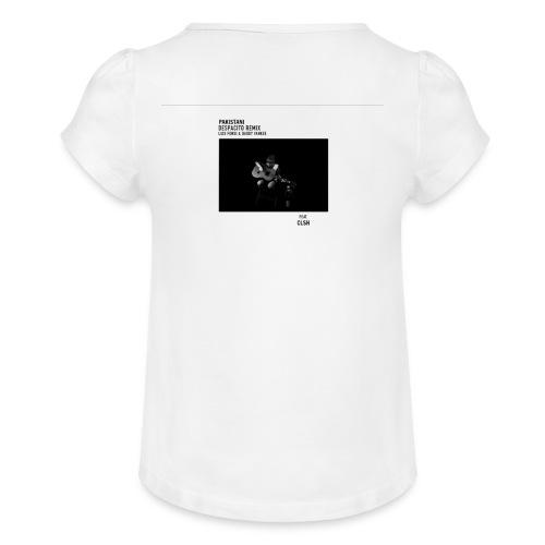 Pakspacito - Jente-T-skjorte med frynser