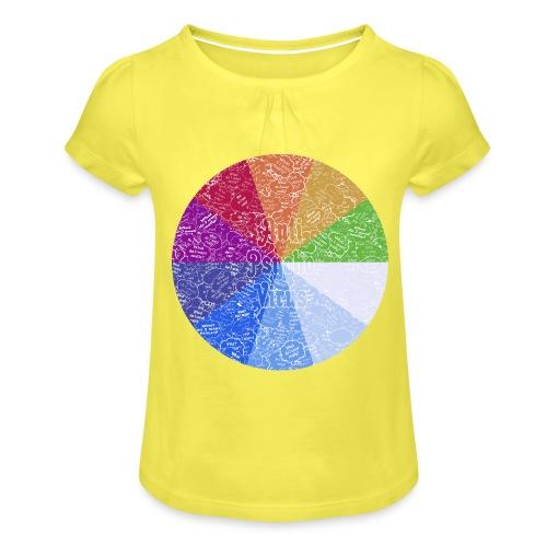 APV 10.1 - Girl's T-Shirt with Ruffles