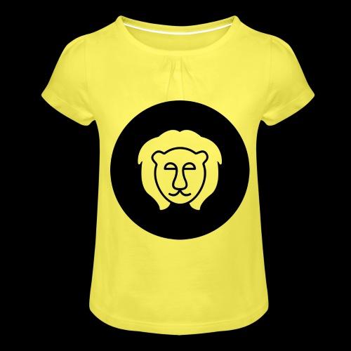 5nexx - Meisjes-T-shirt met plooien