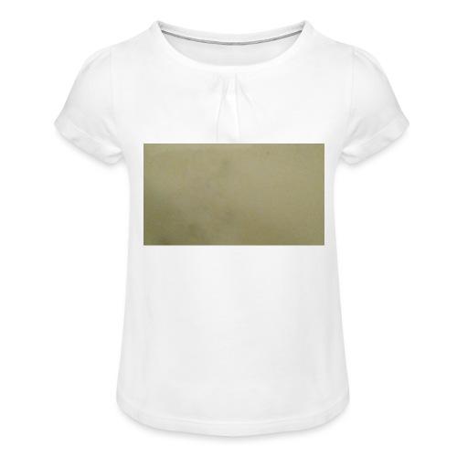 1511416685704631737378Marble t-shirt - Tyttöjen t-paita, jossa rypytyksiä