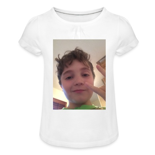Champion321merch - Girl's T-Shirt with Ruffles