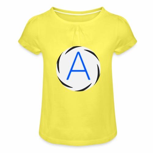 Icona png - Maglietta da ragazza con arricciatura