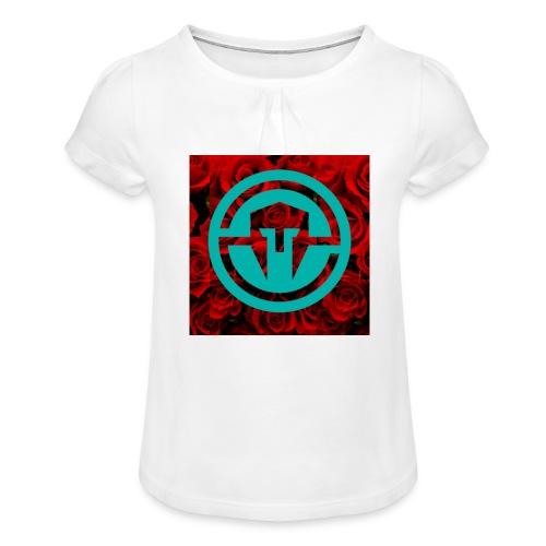xxImmortalScope - Girl's T-Shirt with Ruffles