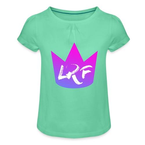 LRF - T-shirt à fronces au col Fille