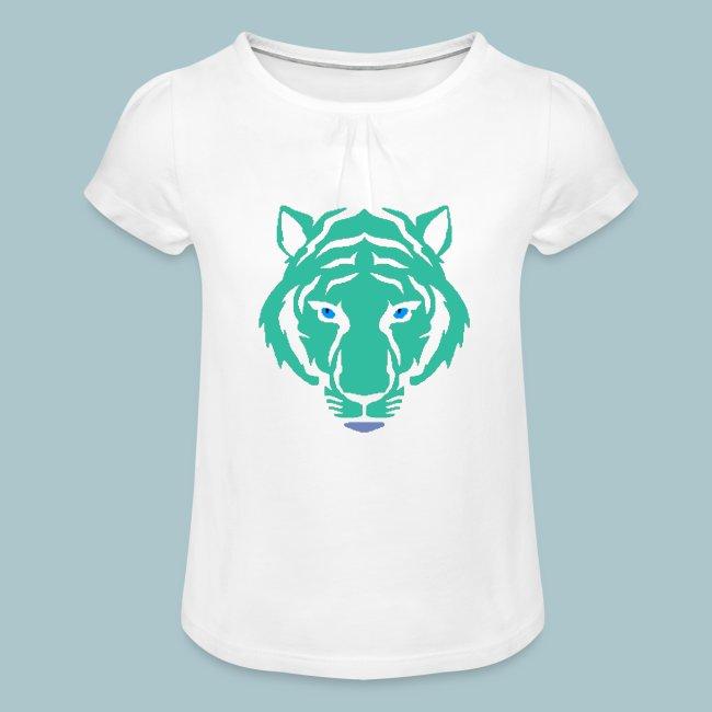 tijger blauw