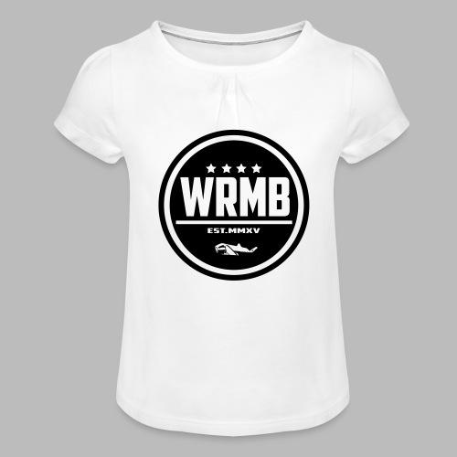 Balise principale - T-shirt à fronces au col Fille