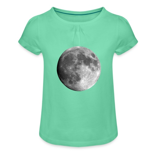 ICONIC CHOSE - Girl's T-Shirt with Ruffles