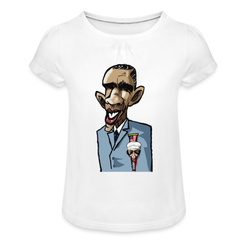 New Medal of Honor - Girl's T-Shirt with Ruffles