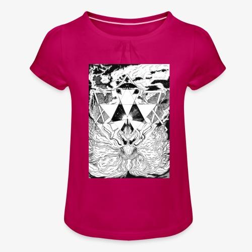 Primal Ordeal by Rivinoya - Tyttöjen t-paita, jossa rypytyksiä