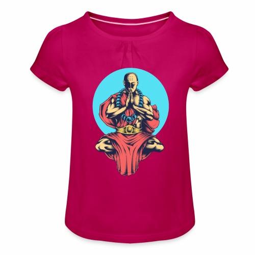 Inner Peace Inner Peace Gift Idea - Girl's T-Shirt with Ruffles