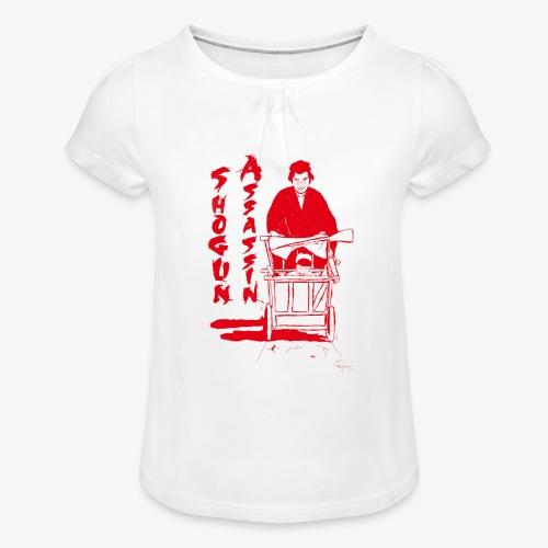 BabyCart (Shogun Assassin) by EglanS. - T-shirt à fronces au col Fille