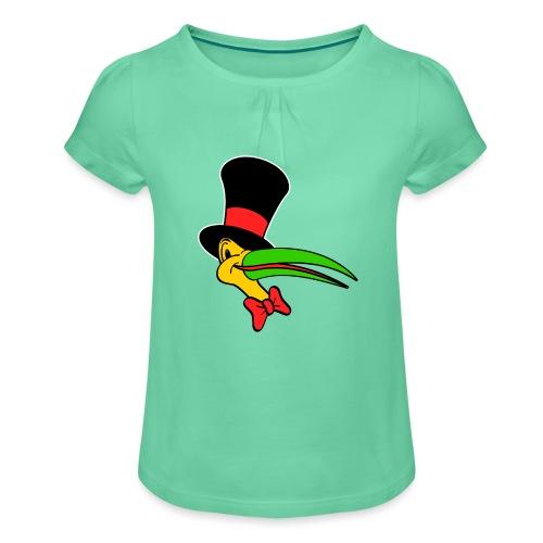 Alter ego (Radio Show) - Camiseta para niña con drapeado