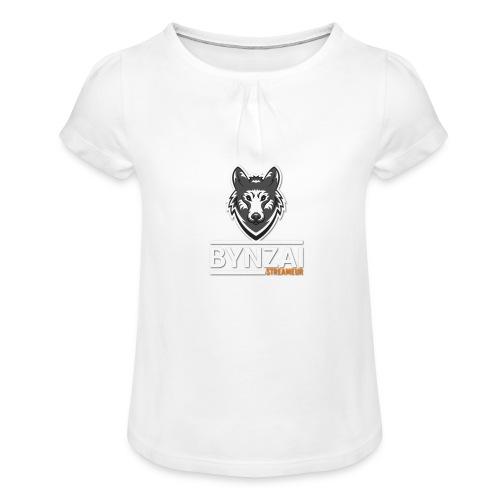 Casquette bynzai - T-shirt à fronces au col Fille