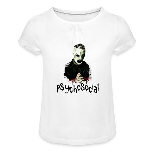 T-shirt - Corey taylor - Maglietta da ragazza con arricciatura