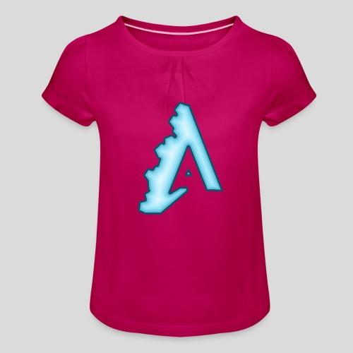 AttiS - Girl's T-Shirt with Ruffles