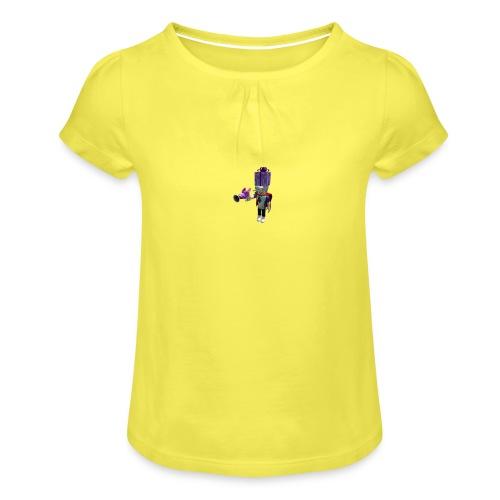 45b5281324ebd10790de6487288657bf 1 - Girl's T-Shirt with Ruffles