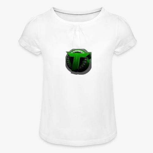 TEDS MERCHENDISE - Jente-T-skjorte med frynser
