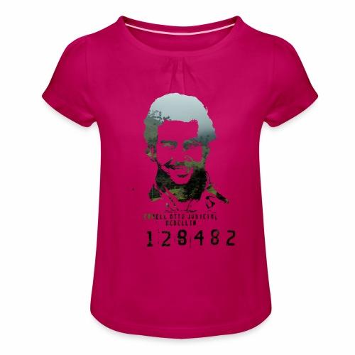 Pablo Escobar - Regenwald in Kolumbien - Mädchen-T-Shirt mit Raffungen