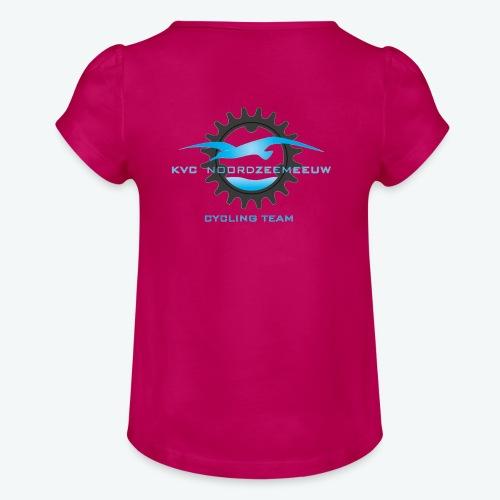 kledijlijn NZM 2017 - Meisjes-T-shirt met plooien