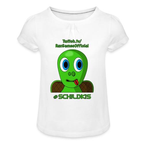 Schildki png - Girl's T-Shirt with Ruffles