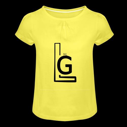 LegendgamingNL - Meisjes-T-shirt met plooien