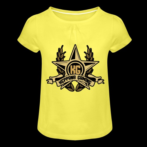 Keppana Gaming - Tyttöjen t-paita, jossa rypytyksiä