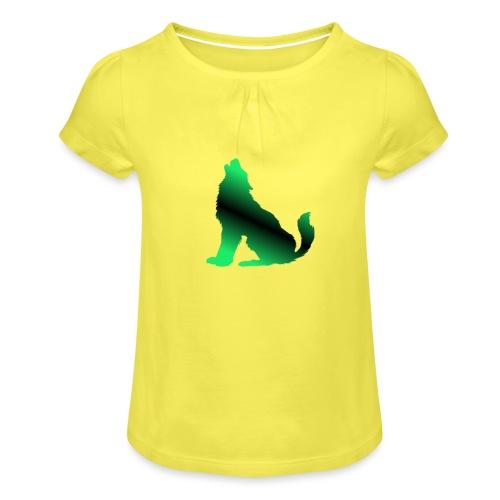 Howler - Girl's T-Shirt with Ruffles