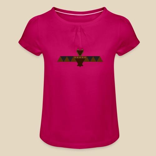 Bat - T-shirt à fronces au col Fille