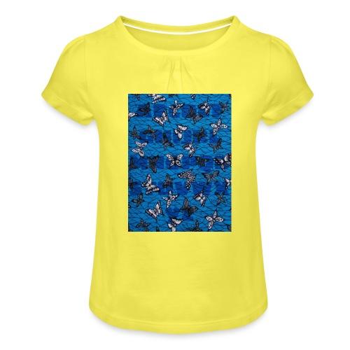 Wholesale African Fabrics Real Wax Prints 100 Cott - Jente-T-skjorte med frynser