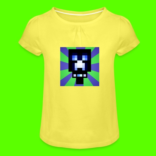 FriikOG - Jente-T-skjorte med frynser
