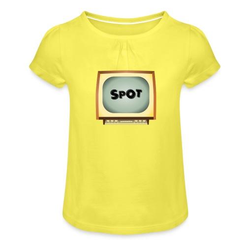 TV Spot - Maglietta da ragazza con arricciatura