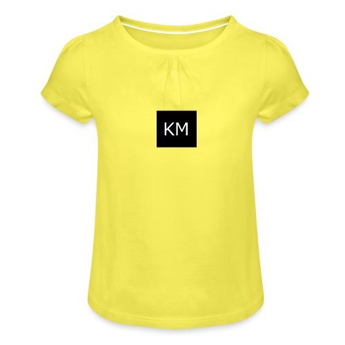 kenzie mee - Girl's T-Shirt with Ruffles
