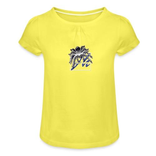 fherry-symbol - Maglietta da ragazza con arricciatura