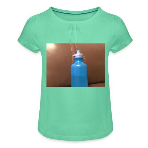 Maxim Štumar - Mädchen-T-Shirt mit Raffungen