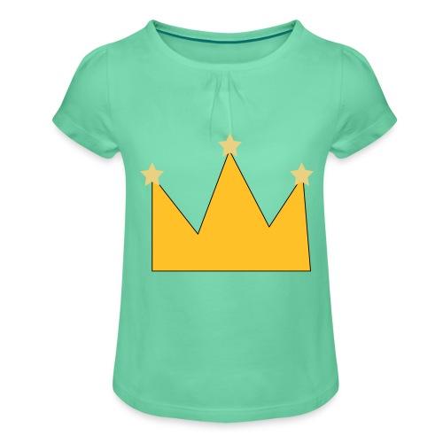 kroon - T-shirt à fronces au col Fille