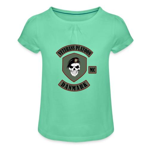 Veterans Platoon - Pige T-shirt med flæser