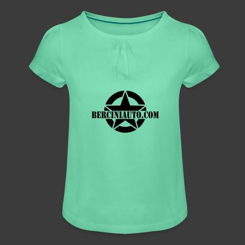 Stella RENEGADE Berciniauto - Maglietta da ragazza con arricciatura