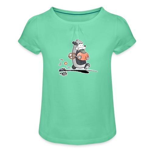 Oktoberfest - Jente-T-skjorte med frynser