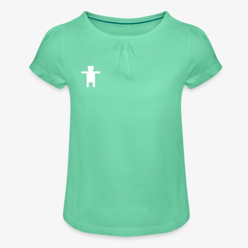 Women's Pink Premium T-shirt Ippis Entertainment - Tyttöjen t-paita, jossa rypytyksiä