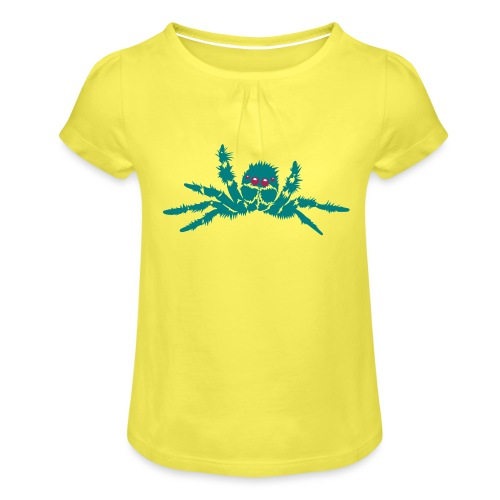 Sensory Session Special - Girl's T-Shirt with Ruffles