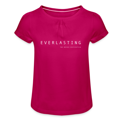 Everlasting TNC - Girl's T-Shirt with Ruffles