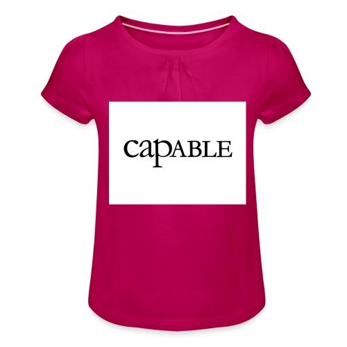 untitled-jpg - Koszulka dziewczęca z marszczeniami