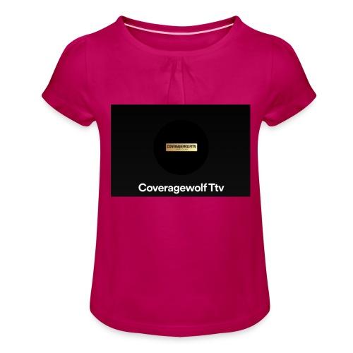 Screenshot 20200319 134657 Photos - Jente-T-skjorte med frynser