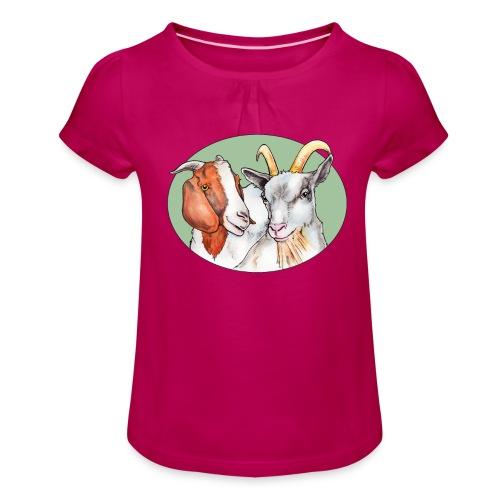 Bæ - Jente-T-skjorte med frynser
