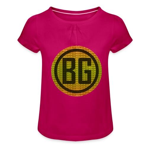 BeAsTz GAMING HOODIE - Girl's T-Shirt with Ruffles